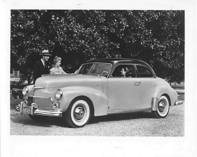 1942 Studebaker ORIGINAL Factory Photo oub8739