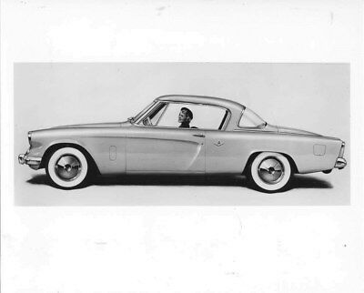 1953 Studebaker Commander Starliner Hardtop Coupe ORIGINAL Factory Photo oub8749