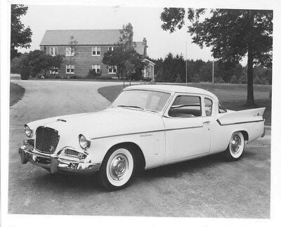 1959 Studebaker Silver Hawk ORIGINAL Factory Photo oub8768