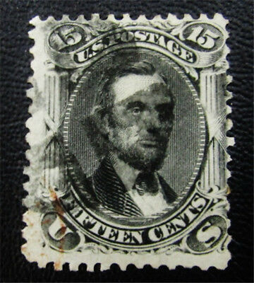 nystamps US Stamp # 77 Used $180