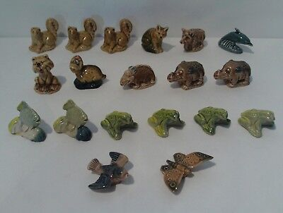 Wade Whimsies - A Job Lot Of Nineteen - Excellent Condition