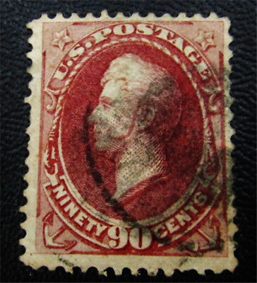 nystamps US Stamp # 155 Used $350