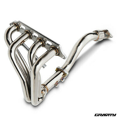 Stainless Steel Tubular Exhaust Manifold For Ford Focus 98-04 1.8 2.0 Zetec
