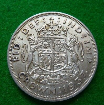 1937 George Vi Crown - Aef