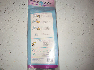 Bottom Buddy Toilet Tissue Aid Hygien'ease Daily Living Toilet Tissue Aids NEW