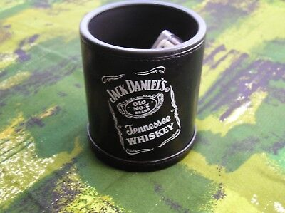Jack Daniels Poker Dice Set And Cup