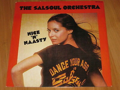 The Salsoul Orchestra - Nice´N´ Naasty  LP 1976 Disco ( 19 )