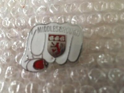 Middlesbrough FC Pin Badge