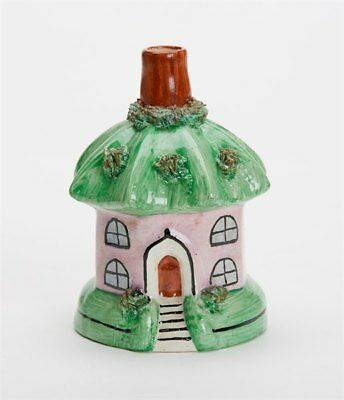 Antique Staffordshire Cottage Pastille Burner C.1830