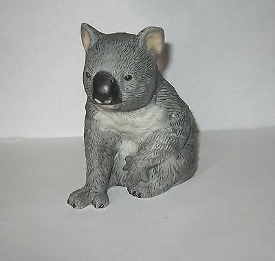 Royal Heritage Porcelain Koala Bear Sculpture Figurine