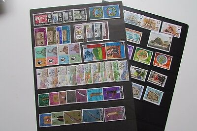 XL2802: Collection Mint St Helena Stamps (1967 – 81)