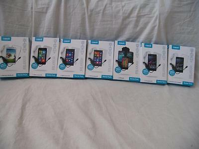 Caseit Pack for Nokia Lumia 930 Gel Case & 12v Charger Screen Protector Bundle