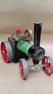 Vintage Mamod TE1A Steam Tractor Engine Project Spares Repair