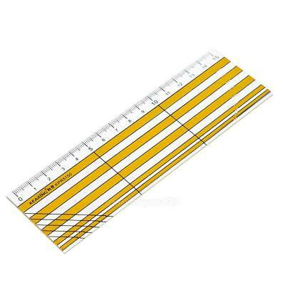 15cm Sewing Tools Patchwork Ruler Arcylic Multi-functional Ruler DIY Quilting