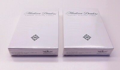 Lot of 2 (sealed) Madison Dealers Green Luxury Deck Playing Cards Ellusionist