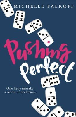 Pushing Perfect by Michelle Falkoff 9780008110697 (Paperback, 2016)