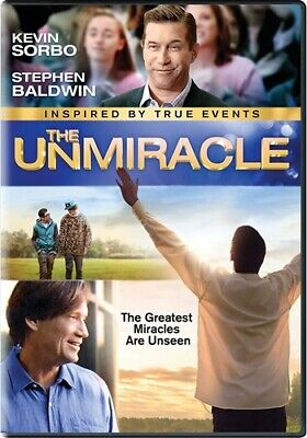 THE UNMIRACLE New Sealed DVD Kevin Sorbo