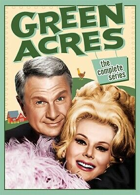 GREEN ACRES THE COMPLETE TV SERIES New Sealed 24 DVD Set Seasons 1 2 3 4 5 6