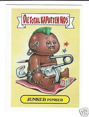 Garbage Pail Kids Topps 30Th Anniversary **foreign Legion No.9 Junker Punker