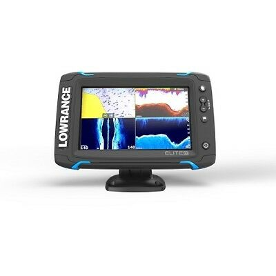Lowrance 000-14121-001  Elite7 Ti Touch Combo Structurescan Hd Bundle