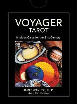 NEW - Voyager Tarot: Intuition Cards for the 21st Century