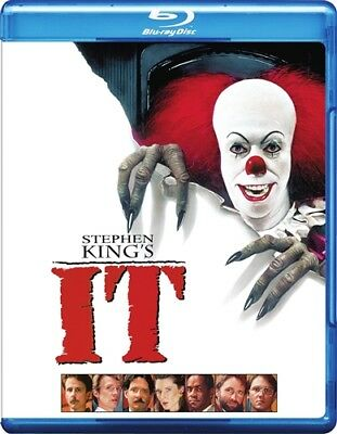 IT New Sealed Blu-ray Complete 1990 TV Miniseries Stephen King