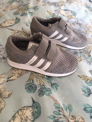Boys Size 9 Infant Addidas Trainers