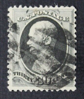 CKStamps: US Stamps Collection Scott#190 30c Hamilton Used CV$95