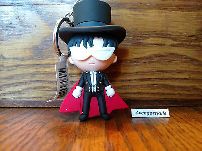 Sailor Moon Figural Keyring Series 1 3 Inch Tuxedo Mask