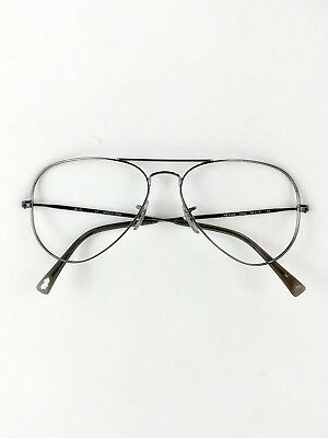 Ray Ban Aviator 6049 2052 Frames Only Silver