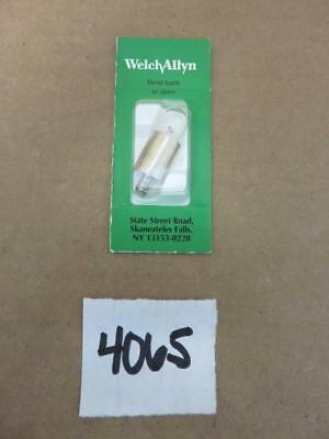 Welch Allyn 04100-U Replacement Halogen Lamp Bulb for 48400 & 48410 Exam Lights