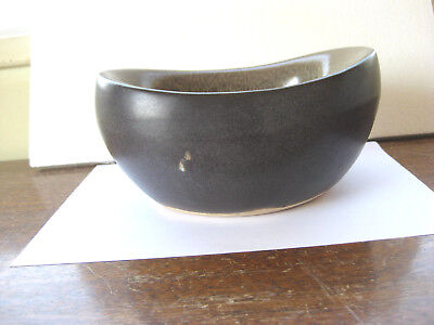 Russell Wright Bauer Atlanta Mid-Century Large Rock Bowl ~ 8 Inches
