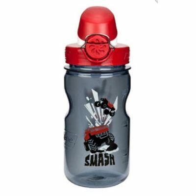 Nalgene Trinkflasche Everyday OTF Kids 0,375 Liter grau smash