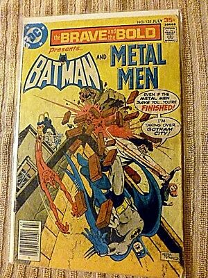 The Brave and the Bold #135 (Jul 1977, DC)