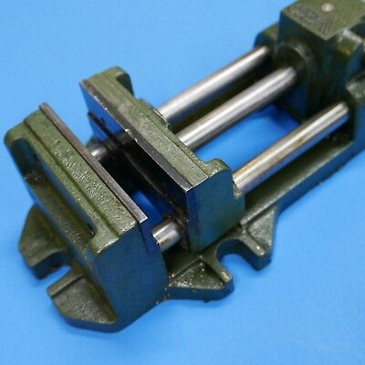 """Vicro Kuei  Quick Grab 4"""" Drill Press Vise  Machinist Grinding Milling Vise"""