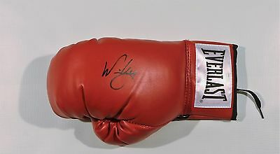 Winky Wright Signed/autographed Everlast Boxing Glove Jsa W Authenticated