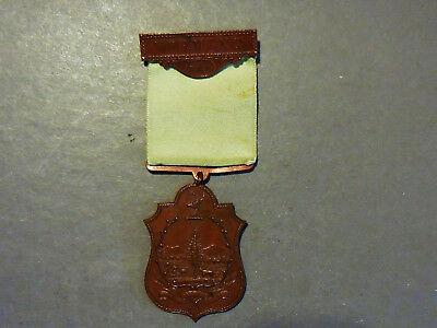 Grand Army Of Republice Vermont Medal