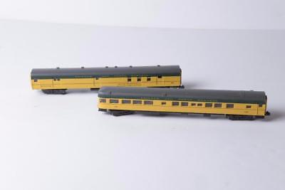 Atlas Chicago & North Western Passenger Cars RPO Baggage & Observation End