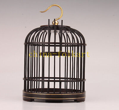 Birdcages High-Grade Wood Carvings Collectable