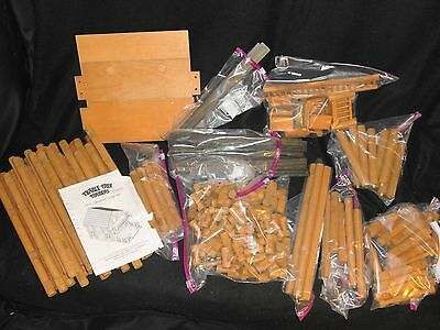Tumble Tree Timbers - Mountain Lodge Set - Lincoln Log Compatible
