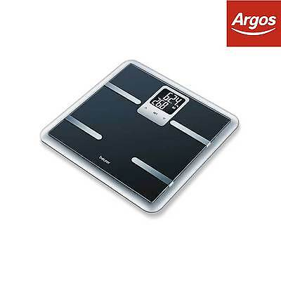 Beurer BG40 Luxury Glass Scale - Black. From the Official Argos Shop on ebay