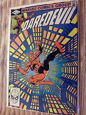Daredevil #186 (Sep 1982, Marvel)