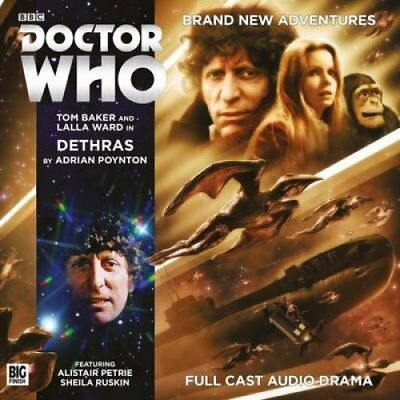 Doctor Who: The Fourth Doctor Adventures: 6.4 Dethras: No. 6.4 by Nicholas...