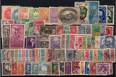 P43346/ Brésil / Brazil / Lot 1920 - 1939 Obl / Used 121 €