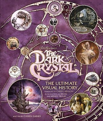 Dark Crystal The Ultimate Visual History Hardcover English NEW