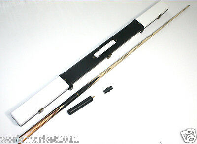 Simple British-Style Sporting Goods Wooden Length 145CM Smooth Billiard Cue &$