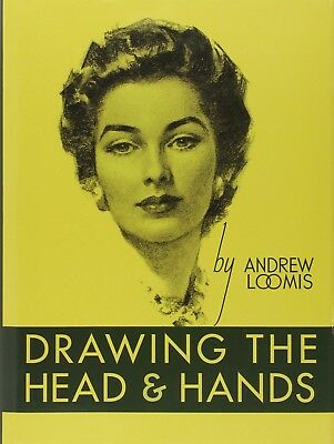 Drawing the Head and Hands Hardcover English NEW