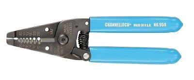 """Channellock 958 6"""" Wire Stripper and Cutter, 2-Pack"""