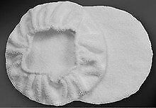 "S.M. Arnold 45-230 11"" Terry Cloth Polishing Bonnet, 2-Pack"
