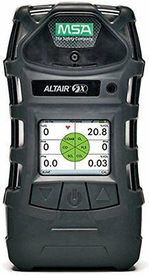 MSA Safety 10116928 ALTAIR 5X Multi-Gas Detectors (Color Display)